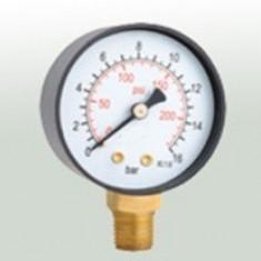 Centrala termica - MANOMETRU AXIAL f50 0-16 BAR 1/4 inch