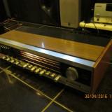 Amplituner vintage Grundig RTV 380 (final tranzistoare germaniu)