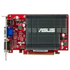 Placa video PC Asus, PCI Express, 1 GB, nVidia - PLACA VIDEO ASUS EAH5450 SILENT/DI/1GD2, 1GB DDR2 64BIT