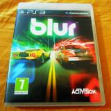 Joc Blur, PS3, original! Alte sute de jocuri!