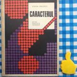 Carte Psihologie - Caracterul Stefan Zisulescu