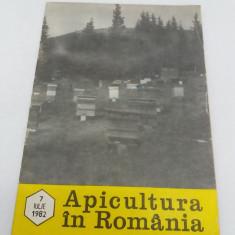 Revista/Ziar - REVISTA APICULTURA ÎN ROMÂNIA NR. 7 /1982