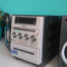 Combina audio Sony cu telecomanda ( aproape noua )