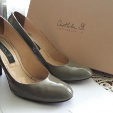 Pantofi dama - Pantofi MUSETTE din piele lacuita