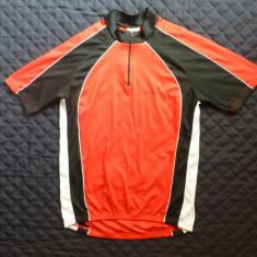 Echipament Ciclism - Tricou ciclism Nakamura; marime XL, vezi dimensiuni exacte; impecabil