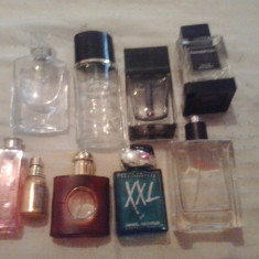 Sticla de parfum - Sticlute de parfumuri goale modele noi