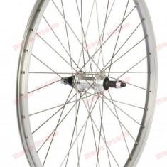 Roata bicicleta 26 inch spate (janta simpla)