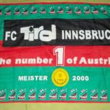 steag fotbal FC Tirol Innsbruck campioana Austria 2000