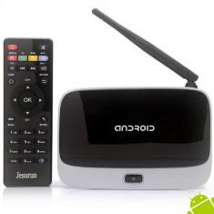 Android media player tv box quad core bluetooth wifi hd iptv 8g xbmc cs918 - Mini PC