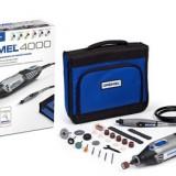 Unealta multifunctionala DREMEL 4000-1/45 45 accesorii