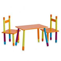 Set masuta cu 2 scaune pentru copii - Masuta/scaun copii