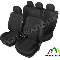 Husa Auto - Set huse scaune auto Black Sea pentru Opel Astra F Astra G Astra H