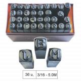 Set De Matrite Cu Litere Si Numere 36 Piese 38471