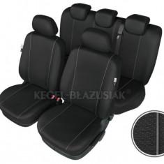 Husa Auto - Set huse scaun model Hermes pentru Hyundai i10 pana la 2013 set huse auto Fata + Spate
