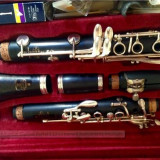 Clarinet Buffet Crampon E 13 Si bemol