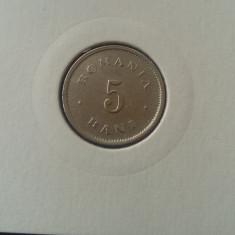 Monede Romania, An: 1900, Cupru-Nichel - 5 bani 1900