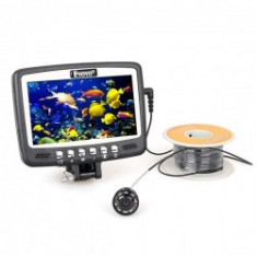 Kit monitor cu camera video subacvatica EYOYO - Busola