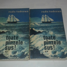 RADU TUDORAN - TOATE PANZELE SUS ! Vol.1.2. - Carte de aventura