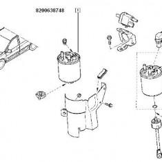 Filtru Motorina Kng./Lgn.Iii/Twingo 30210