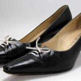 Pantofi dama marca Peter Kaiser interior exterior si talpa piele marimea 5 ( echivalent 39.5 european) (P573_1)
