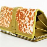 Portofel din piele Gioss - Model dama - Cod PD - 04 - LICHIDARE DE STOC - Portofel Dama, Culoare: Din imagine, Cu inchizatoare