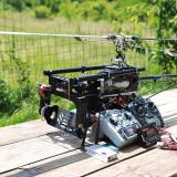 Elicopter Align Trex-700E + Camera Mount S-902