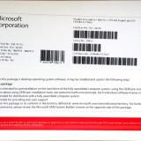 Sistem de operare, Windows 7, DVD, Altul, Numar licente: 1 - Licență Microsoft Windows Pro 7 SP1 x64 English OEI