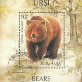 Romania 2008 – URSI, colita stampilata M151 - Timbre Romania