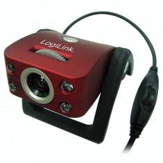 Webcam - Camera web LogiLink UA0067, USB