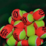 Minge tenis de camp - Mingi tenis Slazenger Orange Mini Stage 2