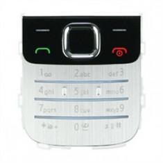 Tastatura Nokia 2730c Originala Argintie - Tastatura telefon mobil