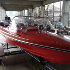 Barca cu motor - Barca agrement +motor