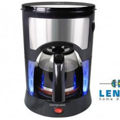 Cafetiera - Masina de cafea cu filtru Lentz Germany Coffe King pentru 12 cesti