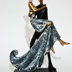 Statueta decorativa din rasina - Produs Nou - LICHIDARE DE STOC - Bibelou