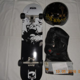 Placa skateboard + set complet protectie, Copii