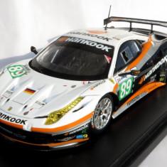 FUJIMI Ferrari 458 Italia GT2 Hankook Le Mans 2011 serie lim 1:43 - Macheta auto Alta