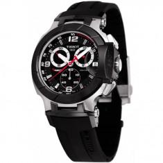 Tissot T-Race Mens Watch T048.417.27.057.00 - Ceas barbatesc Tissot, Lux - sport, Quartz, Inox, Cauciuc, Cronograf
