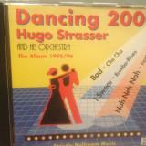 BALLROOM MUSIC-Hugo Strasser & Orchestra-cd/Original/stare FB (1995/EMI/HOLLAND)