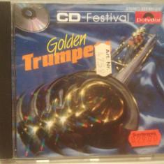 GOLDEN TRUMPETS - Various Artists Hits - cd/Original/stare FB (1985/POLYDOR/RFG) - Muzica Ambientala universal records