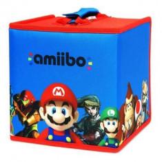 Jocuri WII U - Cutie Amiibo Family Case 8 Figure Storage Nintendo Wii U