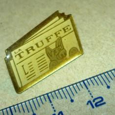 Insigna de colectie - Trufe - purcel - 2+1 gratis - RBK13976