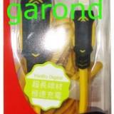 Cablu de alim., USB A, tata → comp. iPhone 5/6 - 3m  /73880