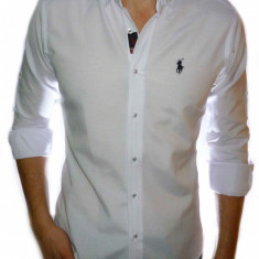 Camasa Polo by Ralph Lauren camasa alba camasa barbat camasa ralph lauren 11 cul - Camasa barbati, Marime: S, M, L, XL, Culoare: Galben, Bej, Bleu, Bleumarin, Grena, Gri, Negru, Roz, Turcoaz, Verde