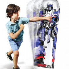 Bicicleta copii - Sac de lovituri gonflabil Transformers