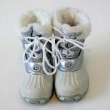 Cizme iarna - Cizme copii, Marime: 22, Culoare: Din imagine