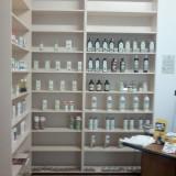 Dulapuri expunere marfa+fotoliu+ birou