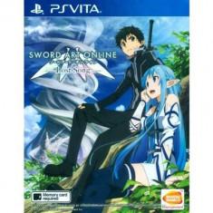Sword Art Online Lost Song Ps Vita - Jocuri PS Vita