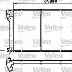 Radiator, racire motor CITROËN XSARA 1.9 D - VALEO 732620 - Radiator racire Bosch