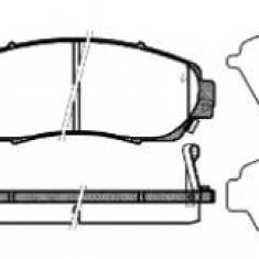 Placute frana Trw HONDA CR-V Mk III 2.0 i 4WD - ROADHOUSE 21171.12