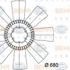 Paleta ventilator, racire motor MERCEDES-BENZ MK 1226 AF - HELLA 8MV 376 733-071 - Ventilatoare auto